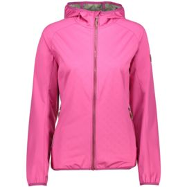 CMP Damen Fix Softshell Hoody Jacke