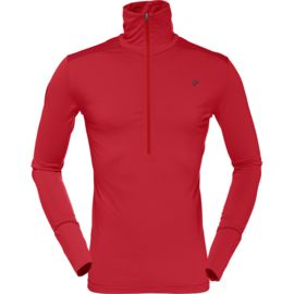 Norrona Heren Wool Zip Neck