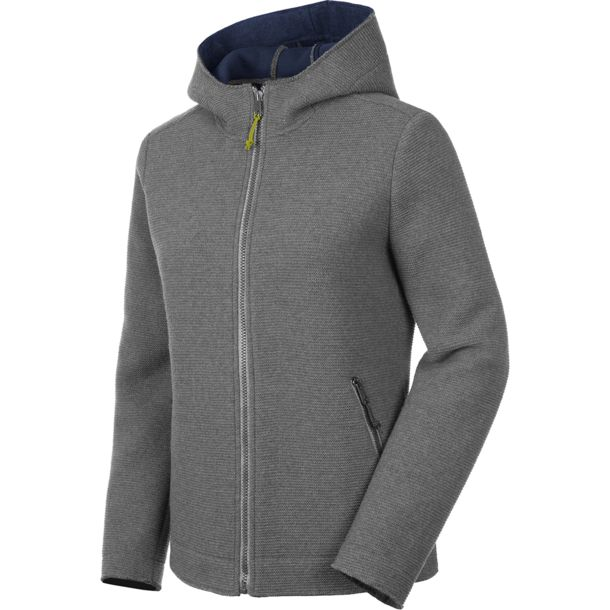 Salewa Damen Sarner 2L WO Full Zip Hoodie quiet shade alt 32