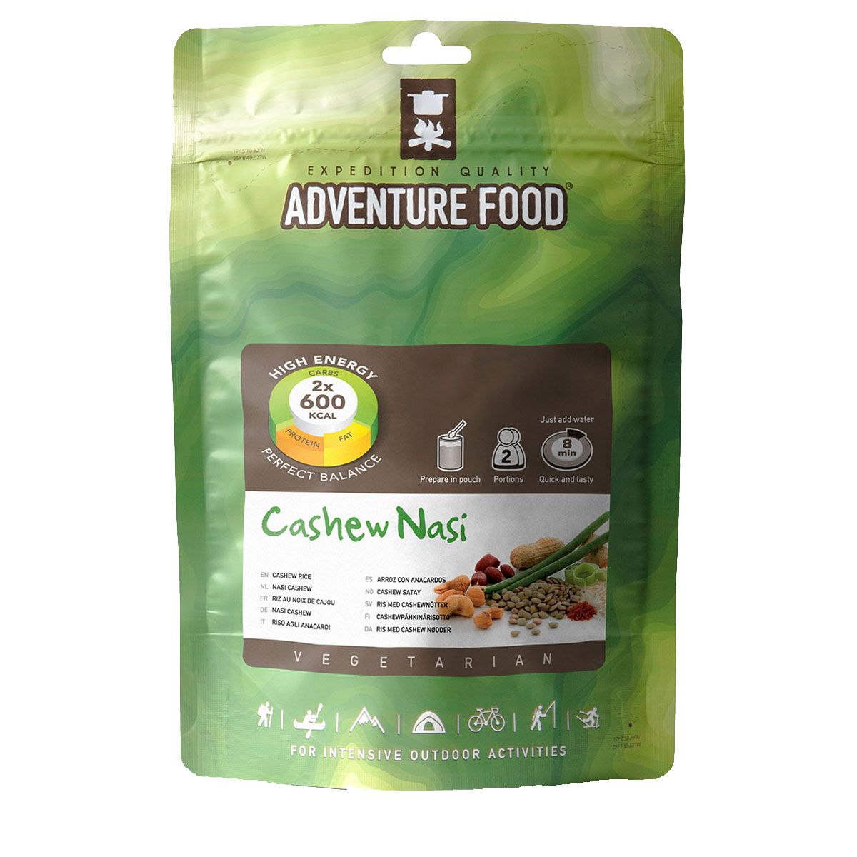 Image of Adventure Food Nasi Cashew