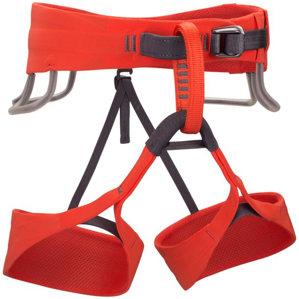 Women's Solution Climbing Harness octane L