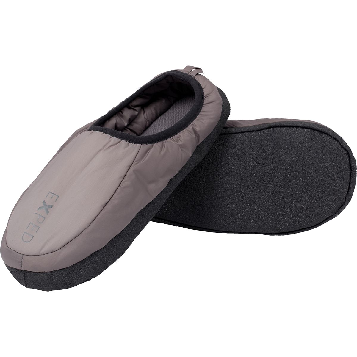 Exped Camp Slipper Hausschuhe Grau