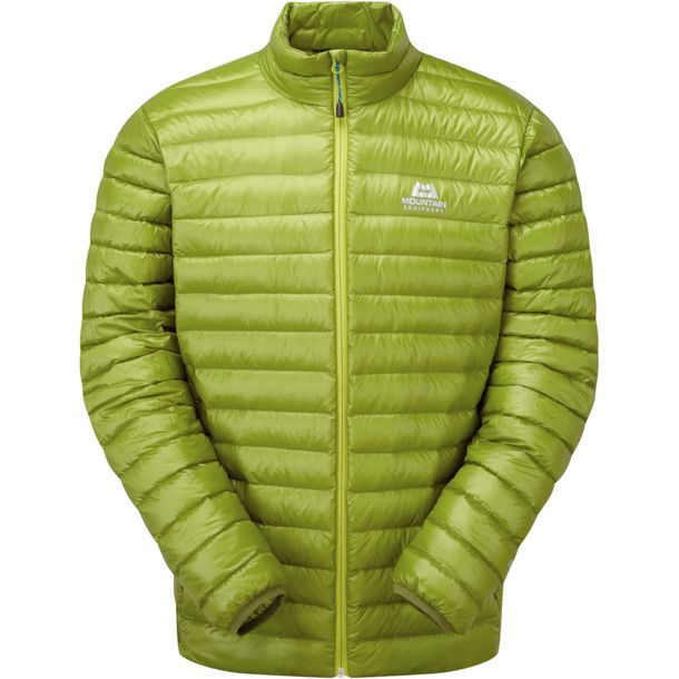 Mountain Equipment Herren Arete Jacke kiwi S