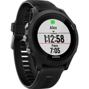 garmin forerunner 935 gps uhr schwarz kaufen bergzeit. Black Bedroom Furniture Sets. Home Design Ideas