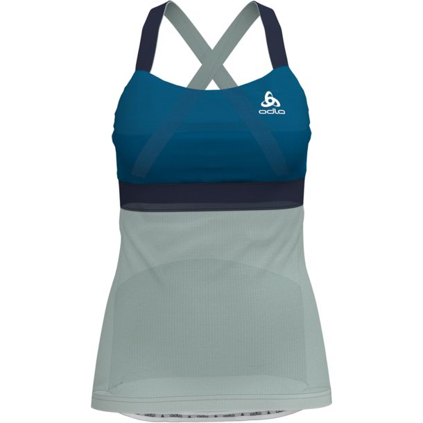 Women's Zeroweight Ceramicool Pro Tank Top surf spray-diving navy L