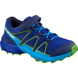 Salomon Kinder Speedcross Bungee Schuhe