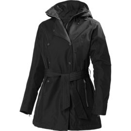 Helly Hansen Damen Welsey Trench Mantel