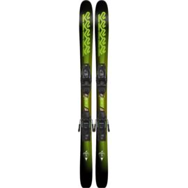 K2 Kinder Pinnacle 84 Jr inkl. Marker FDT Skiset 17/18
