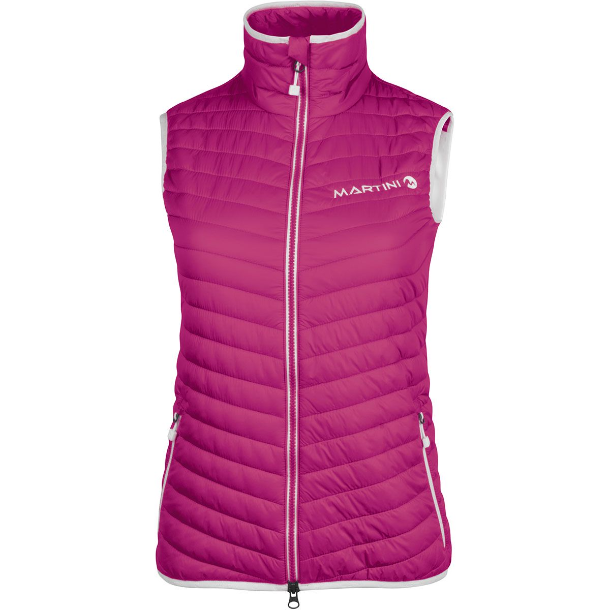 Martini Damen Emotion Weste (Größe XS, Pink) | Isolationswesten > Damen