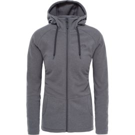 The North Face Dames Mezzaluna Hooded W's Jas