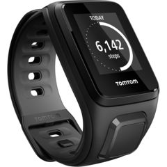 zum Produkt: TomTom Runner 2 Music + BT Headphones GPS Uhr
