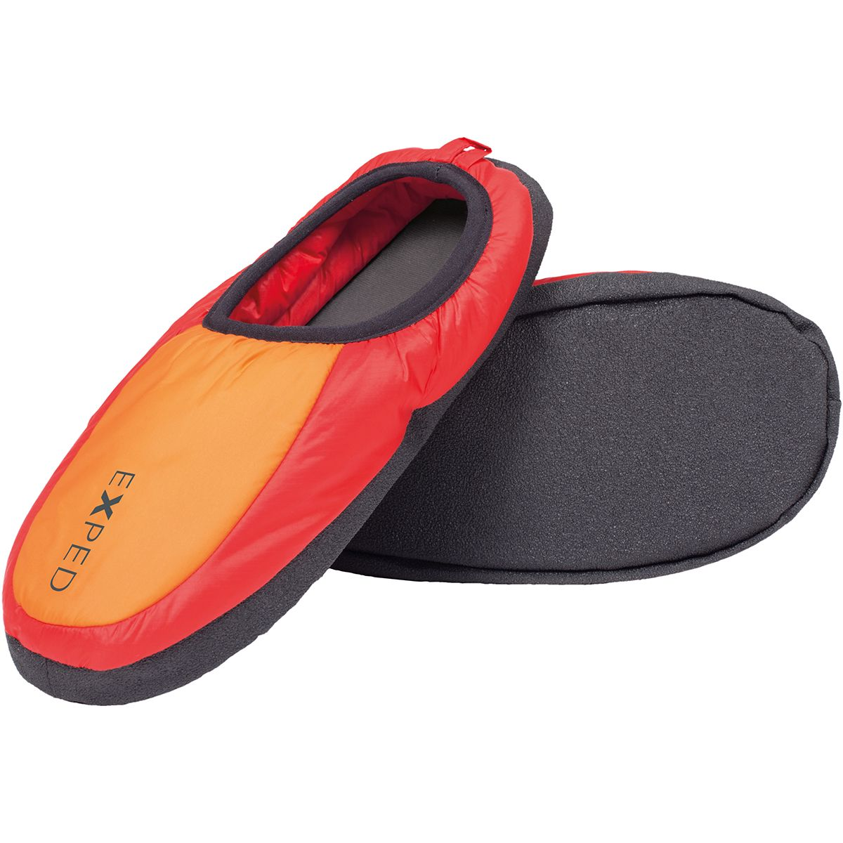Exped Camp Slipper Hausschuhe Rot