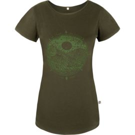 Bleed Dames Wild Nature T-Shirt