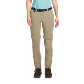 Maier Sports Damen Inara Slim Zip Hose
