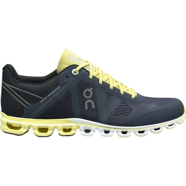 133d3f1fa6838f ON Running Damen Cloudflow Schuhe smoke-lime US 6 ...