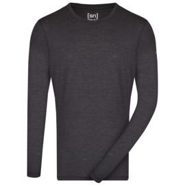 Super.Natural Herren Bergzeit Base 140 Longsleeve