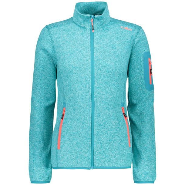 Damen Light Knitted Jacke mint aquamint 36