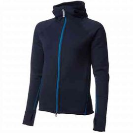 Houdini Damen Power Hooded Jacke