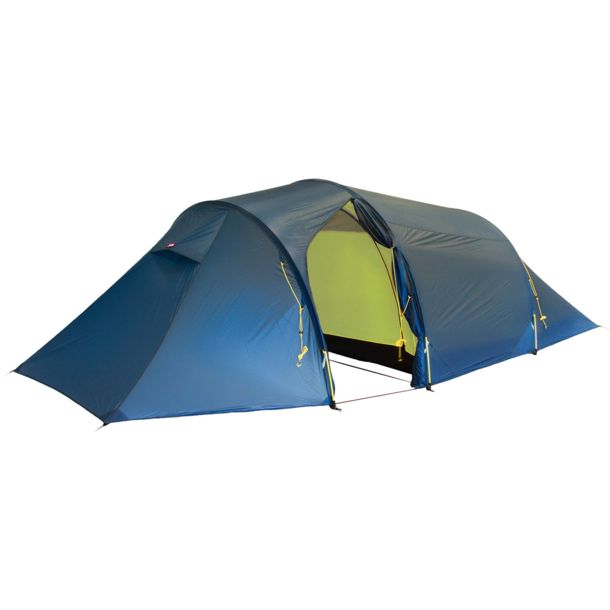 Fjellheimen Superlight 3 Camp Zelt blue