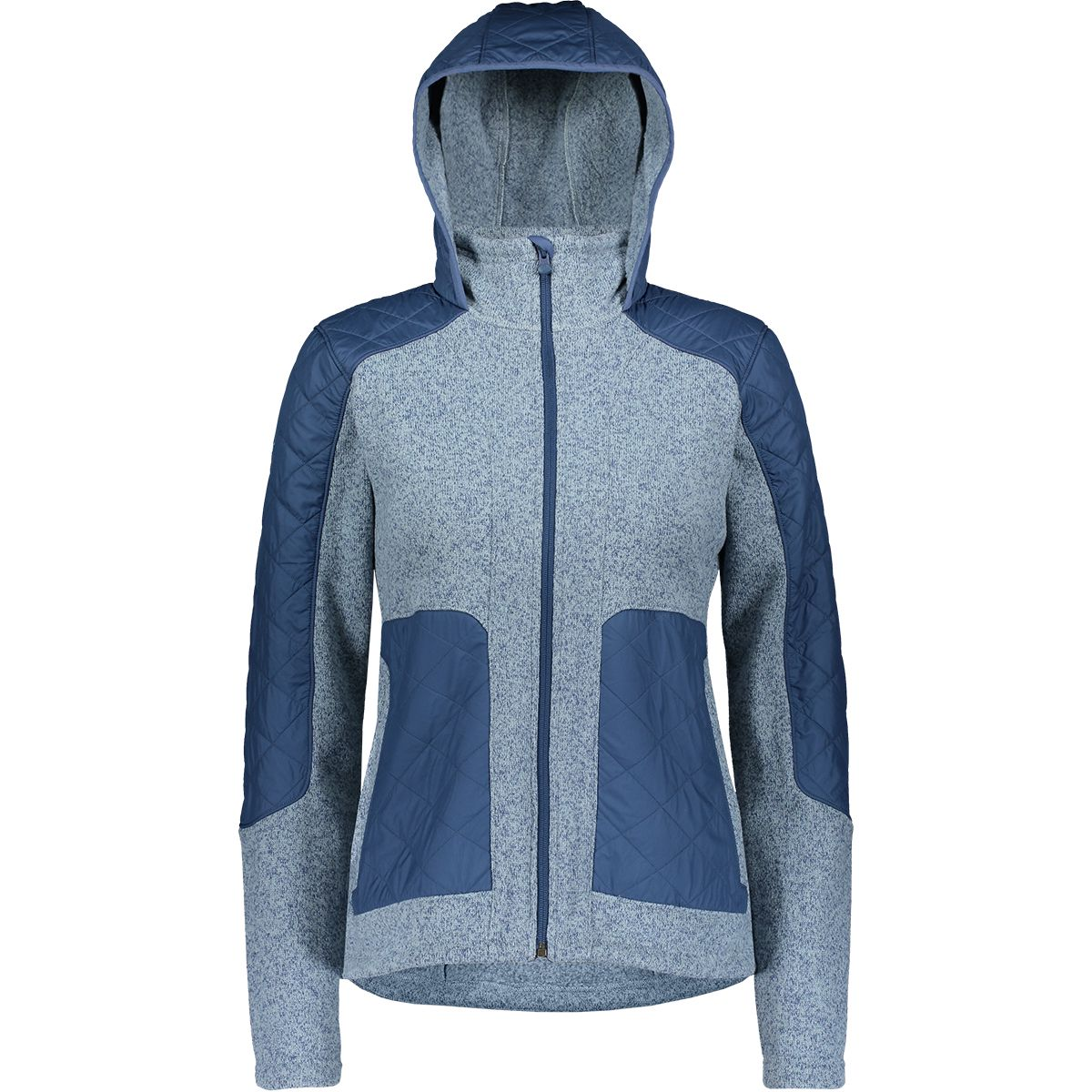 Scott Damen Defined Optic Jacke (Größe XS, Blau) | Fleecejacken > Damen