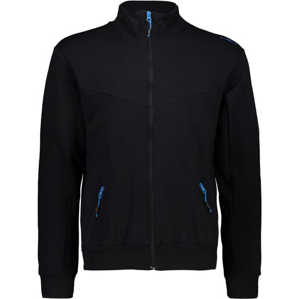 Stretch Herren River Jacke Fleece Nero 48 VpzMGSqU