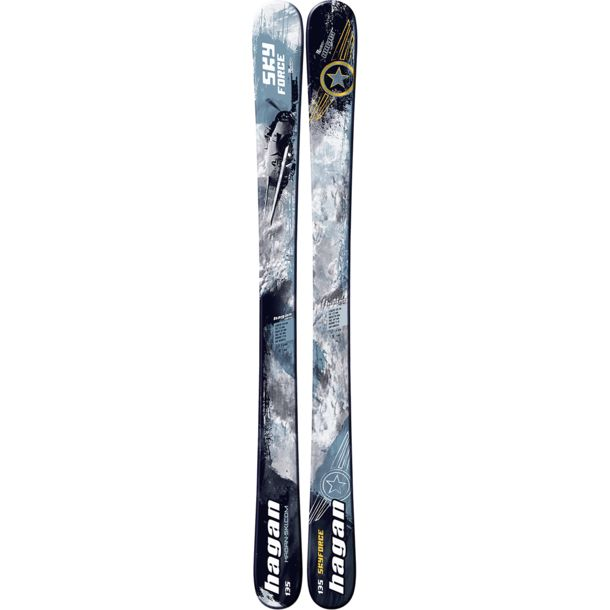 Hagan Kids Skyforce Children's Touring Ski-Set 125CM