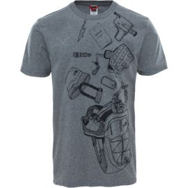 The North Face Herren Expedition Kit T-Shirt