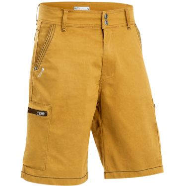 abk Men's Magnum Shorts mustard S