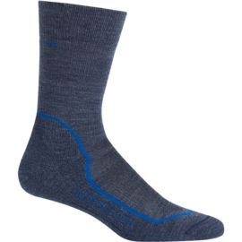 Icebreaker Men's Hike & Lite Crew Sock earthen