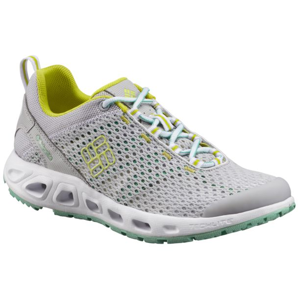 Columbia Women's Drainmaker III Shoe for Women cool grey 37