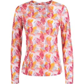 Super.Natural Damen Base 140 Printed Longsleeve