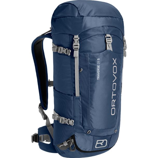 4a71a5f9b18e3 Ortovox Damen Traverse 28 S Rucksack night blue