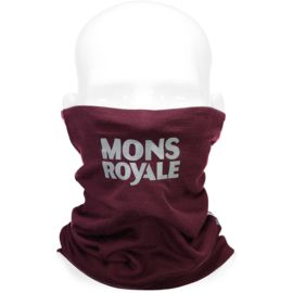 Mons Royale Double Up Neckwarmer Vert