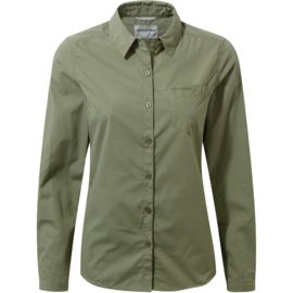 Craghoppers Women's Kiwi LS Blouse