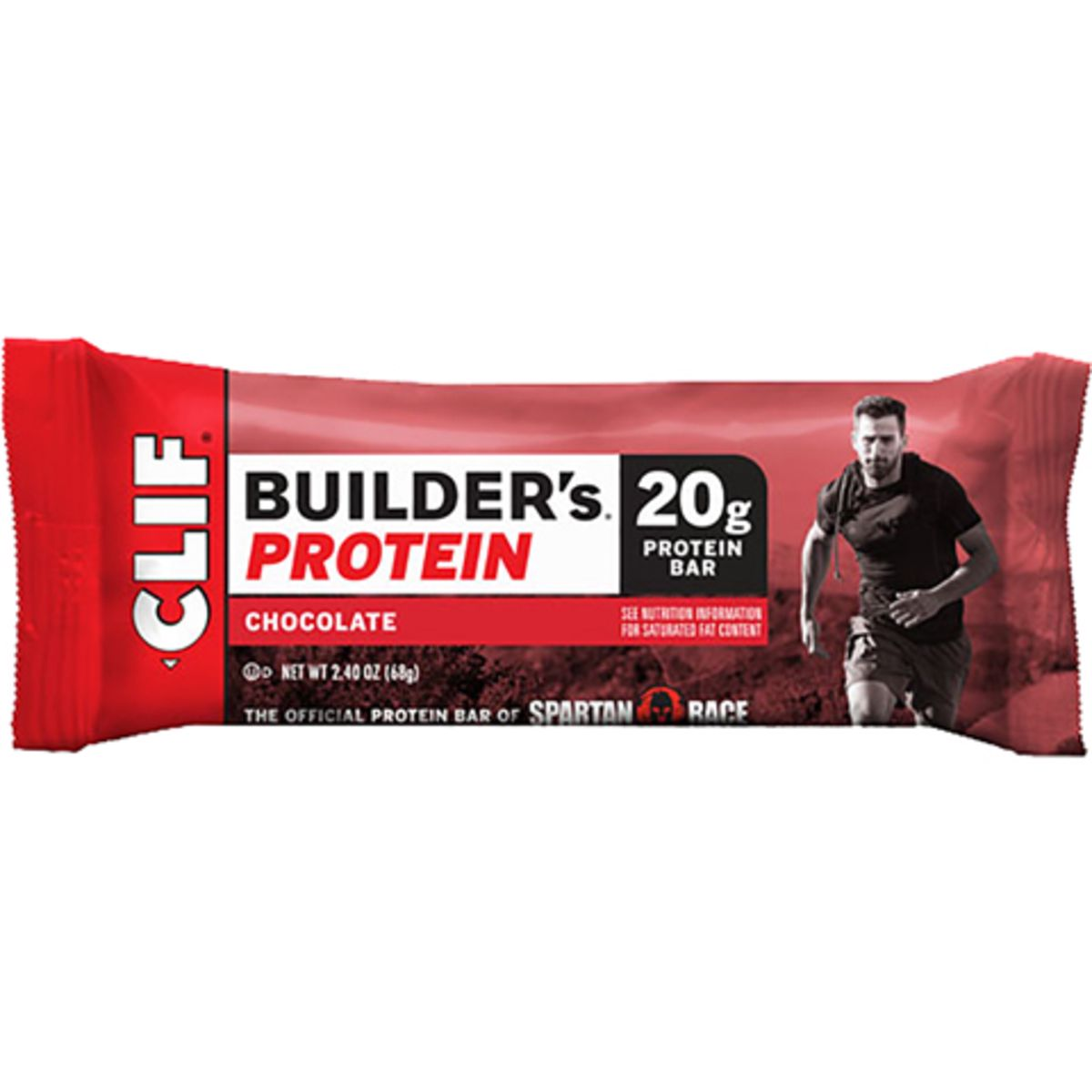 Image of Clif Bar Clif Builders Energie-Riegel