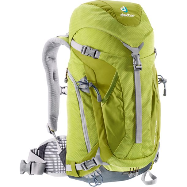 Deuter Damen ACT Trail 20 SL Rucksack apple-moss