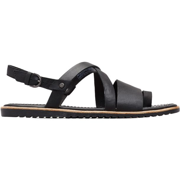 Damen Cross Us Sandale Criss 6 5 Black Ella eBCodrx