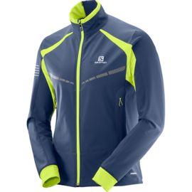 Salomon Herren RS Warm Softshell Jacke