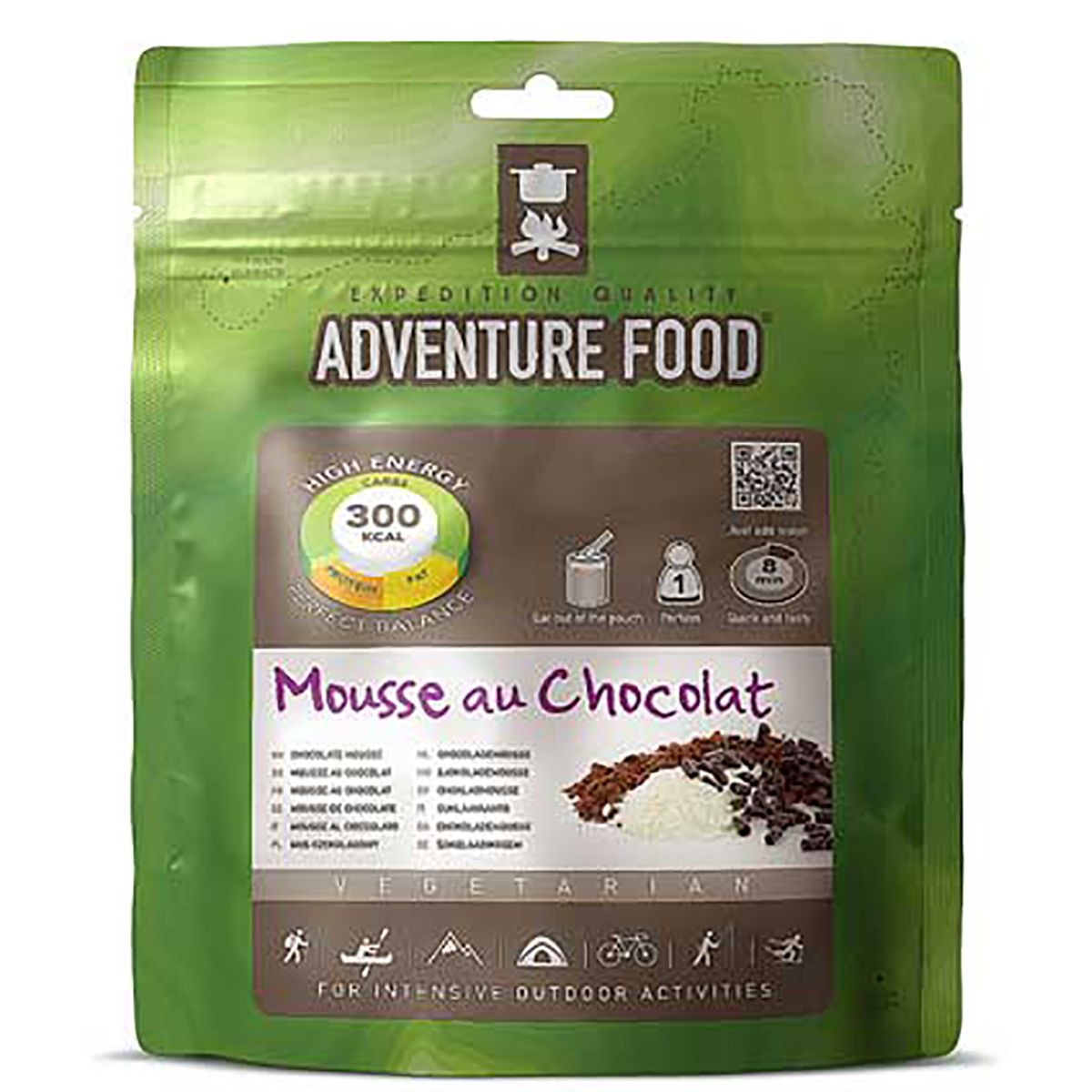 Image of Adventure Food Mousse au Chocolate