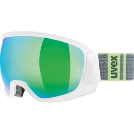 Uvex Contest FM Mirror Clear Skibrille