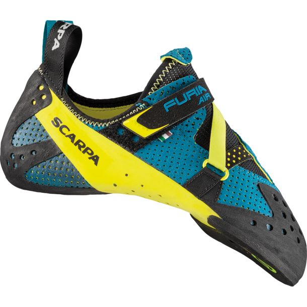 Furia Air Kletterschuhe blatic blue yellow 36.5