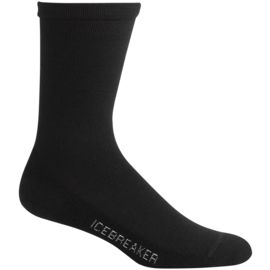 Icebreaker Men's Lite Crew Socks black-brazile