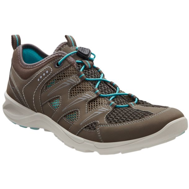 Ecco Women's Terracruise Lite Shoe for women grey-clay 37