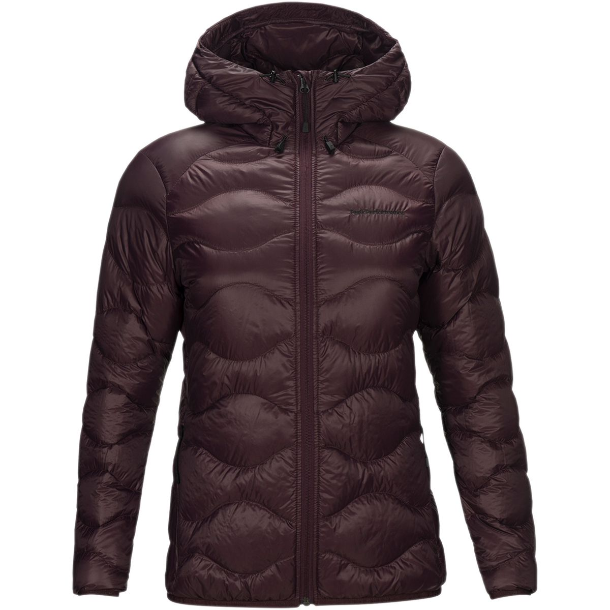 Peak Performance Damen Helium Jacke (Größe XS, Lila) | Isolationsjacken > Damen