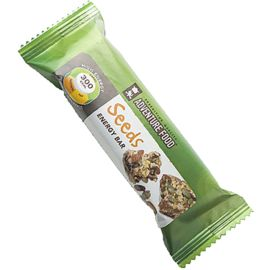 Adventure Food Energy Bar Seeds Energieriegel