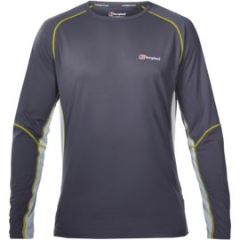 Berghaus Men's Tech Tee LS Crew