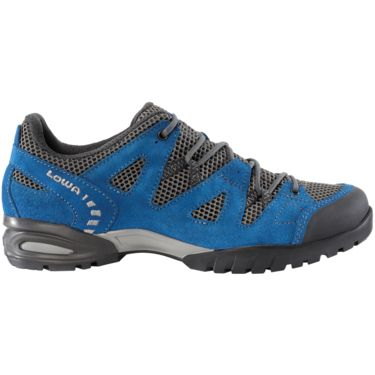 Lowa Men's Phoenix Mesh Lo Women blau UK7.5