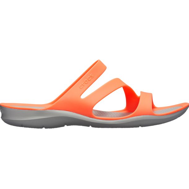 finest selection 79628 ed471 Damen Swiftwater Sandale bright coral-light grey 37/38