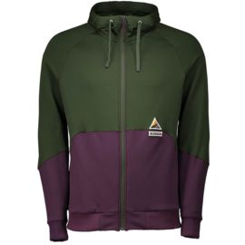 Maloja Herren LärcheM. Fleece Hooded Jacke