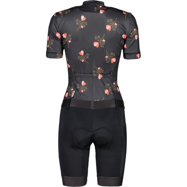 Maloja Damen VaruschM.Bike Suit moonless XS